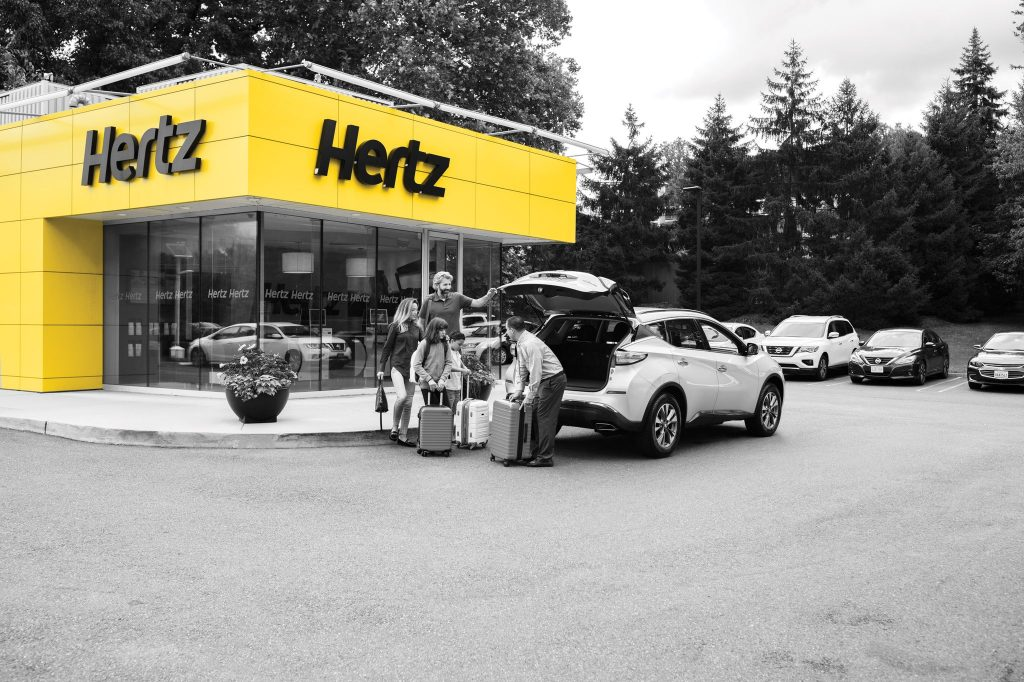 Акции Hertz Банкротство