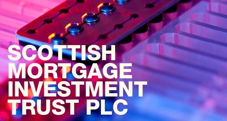 Акции Scottish Mortgage Investment Trust
